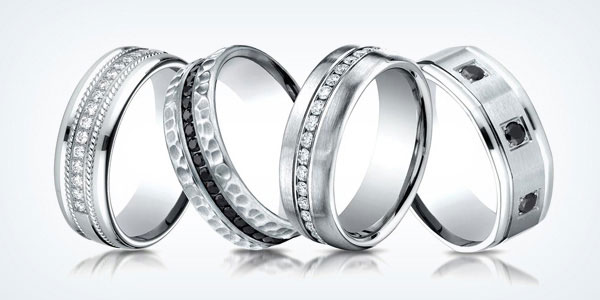 Shop wedding bands at D. Geller Jewelers in Atlanta, Georgia