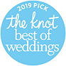 The Knot Best of Weddings - 2019 Pick