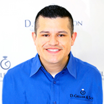 Stephen J Torres - Meet the jewelry experts at D. Geller & Son Jewelers in Atlanta, GA