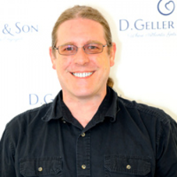 Trey Henderson - Meet the jewelry experts at D. Geller & Son Jewelers in Atlanta, GA